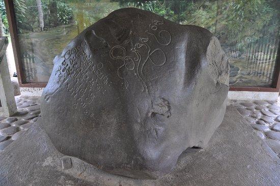Ciaruteun Inscription
