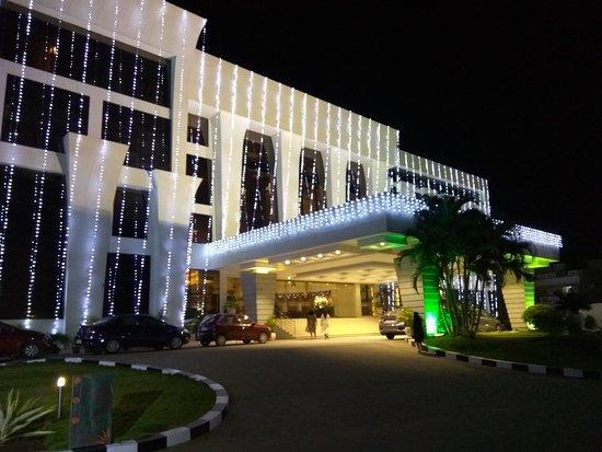 Decent city hotel