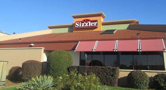 Cameron Park, Californië: Sizzler, Carmeron Park, Ca