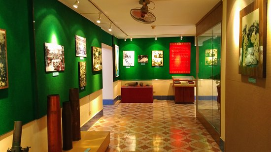 Ho Chi Minh Movement Museum