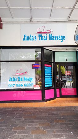 Jinda's Thai Massage