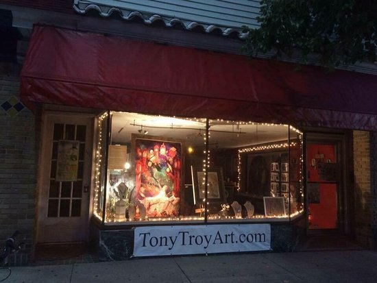 Tony Troy Art