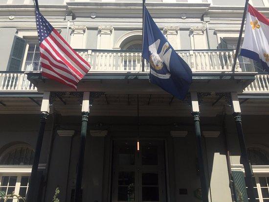 Bourbon Orleans Hotel: exterior