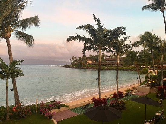 Our stay at Hale Napili was fantastic!