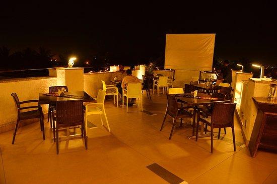 Roof Top Bar - Picture of Kopa Kabana Family Restaurant, Nashik ...