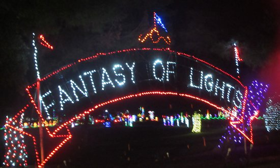 antasy of Lights, Vasona Light County Park, 2016, Los Gatos, CA ...
