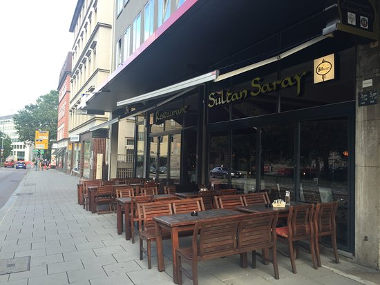 Sultan Saray: In center of Stuttgart