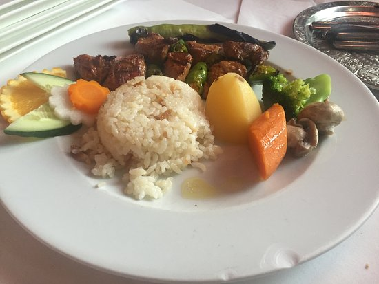 sultan saray good food