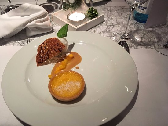 Sulzburg, Germany: Christmas eve dinner dessert (6th course)