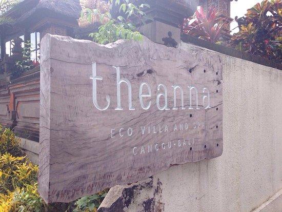 9 night stay Theanna Eco Villa Canggu