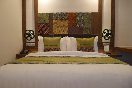 Design kamar yang bagus - Picture of Vasanti Kuta Hotel ...