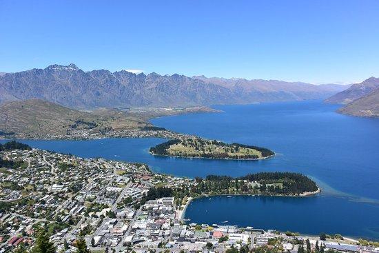Queenstown, Nueva Zelanda: まさに絶景