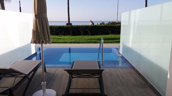 Piscina privata suite foto di hotel riu gran canaria maspalomas tripadvisor - Suite con piscina privata ...