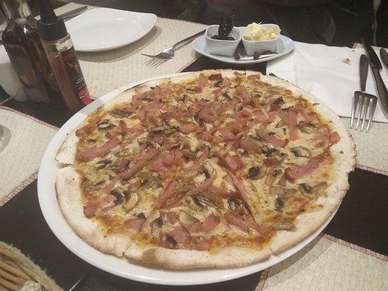 El Barocco Time : Pizza