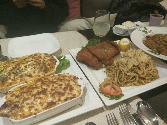 El Barocco Time: Lasana & Pasta