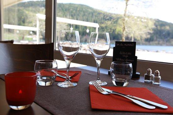 Restaurant Lido : Manger au bord de l'eau