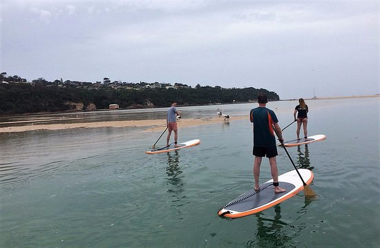Merimbula Stand Up Paddle Lessons and Tours
