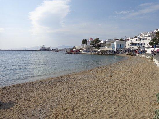 Adonis Hotel: Playa Megali Ammos