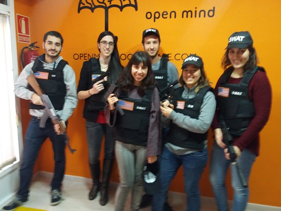 Escape Room Swat Barcelona