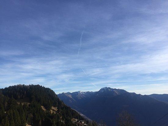 Sementina, سويسرا: Bella giornata e una bella passeggiata
