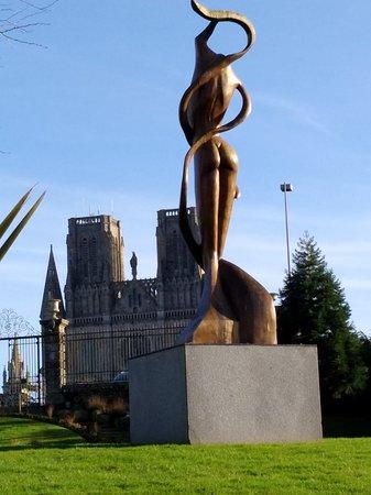 อาฟแรนเชส, ฝรั่งเศส: Jardin des Plantes