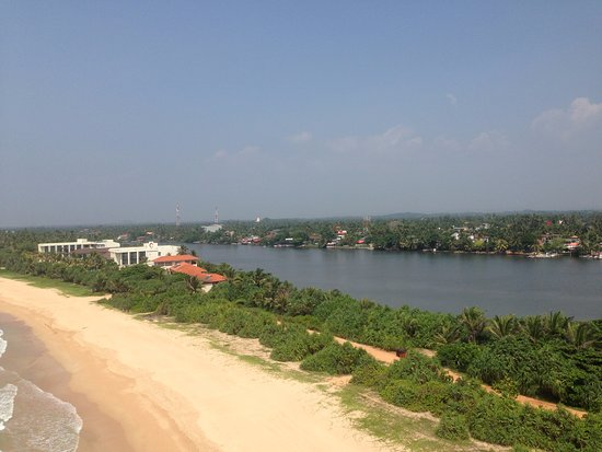 Bentota, Sri Lanka: I can fly