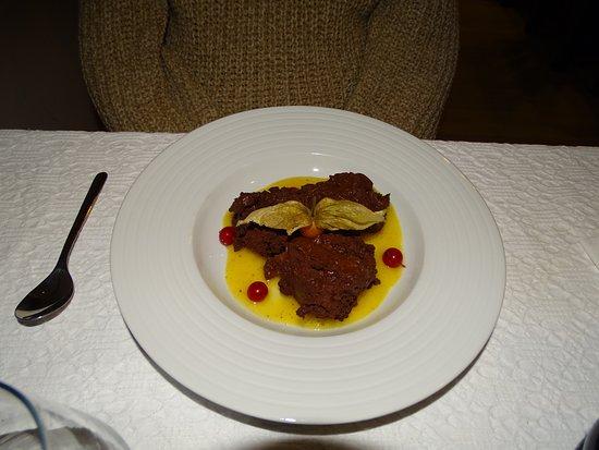 "Sfantu Gheorghe, Romania: csoki ""mousse"""