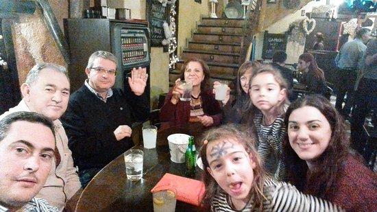 Adra, Spanien: LA GRANJA Restaurante y Taberna