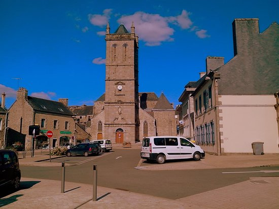 Rostrenen, France: getlstd_property_photo