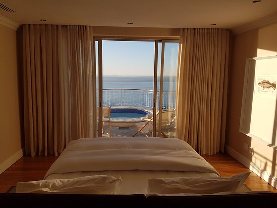 Bantry Bay, South Africa: Suite and view