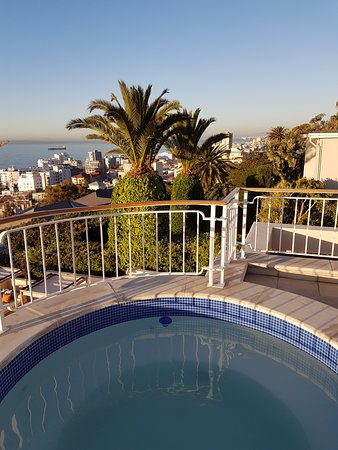 Bantry Bay, South Africa: View