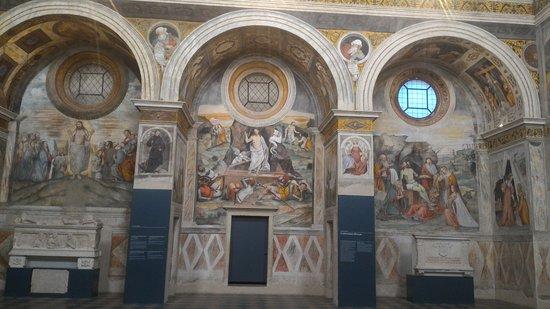 Museo Santa Giulia Brescia.P 20161227 104911 Large Jpg Picture Of Museo Di Santa Giulia