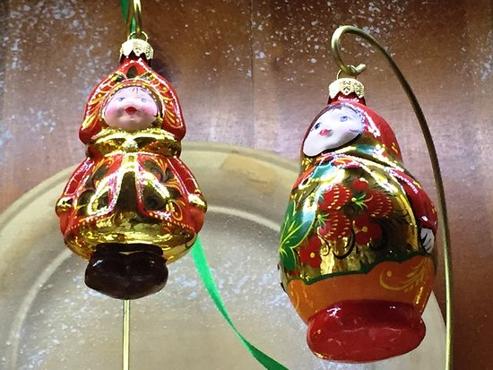 Ariel - Factory of Glass Christmas Tree Decorations