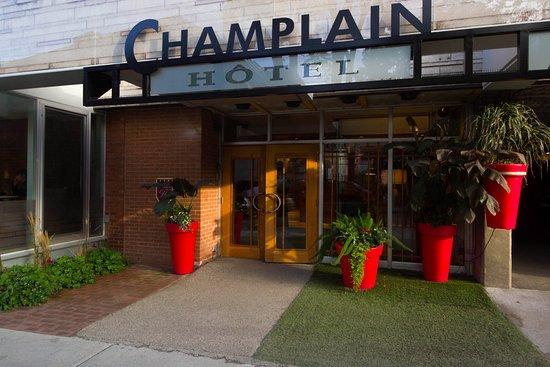 Le Champlain Hotel