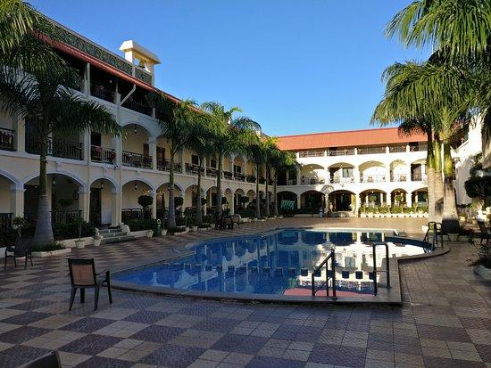 One Of The Best View Of The Hotel Picture Of Kumararraja Palace Yelagiri Yelagiri Tripadvisor