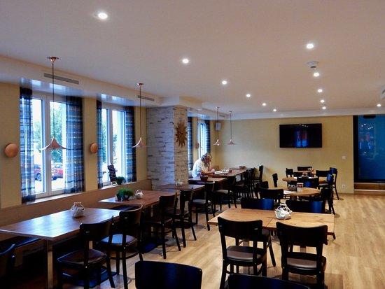 Hotel restaurant sonne lucerne suisse voir les tarifs for Salle a manger 53