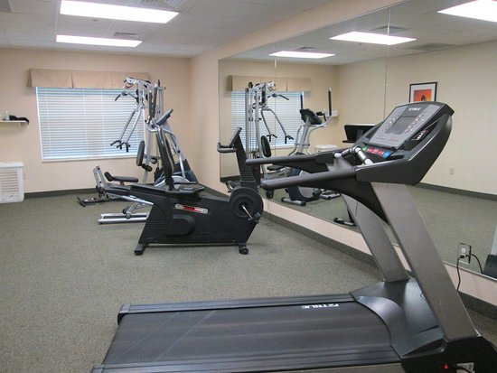 Comfort Inn & Suites: Fitness room