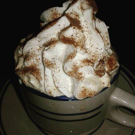 Holetown, Barbados: Seacat special Bajan spice coffee!