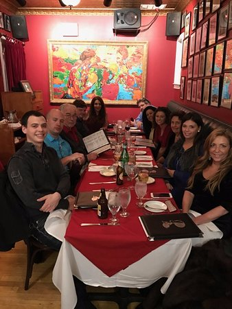 the victor cafe family dinner on christmas eve 2016 victors cafe