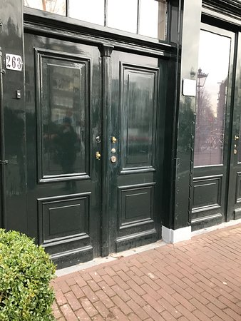 Anne Frank House: Front Of Otto Franku0027s Store.