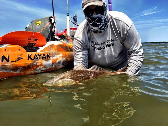 Aqua Time Pro Kayak Fishing Guides