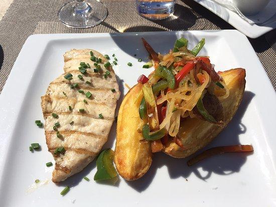 Altea la Vella, Spanien: Pollo