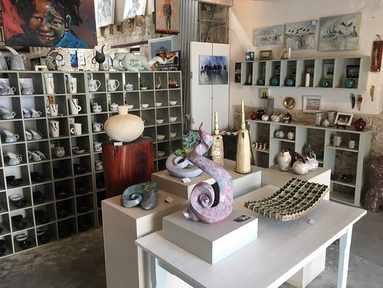 Stone Fish Studio and Gallery