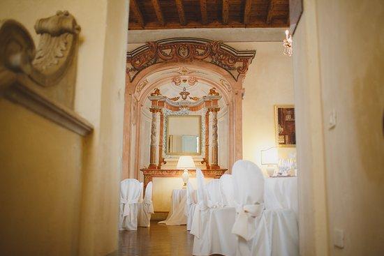 Villa Toscanini: Ingresso di Sala Toscanini