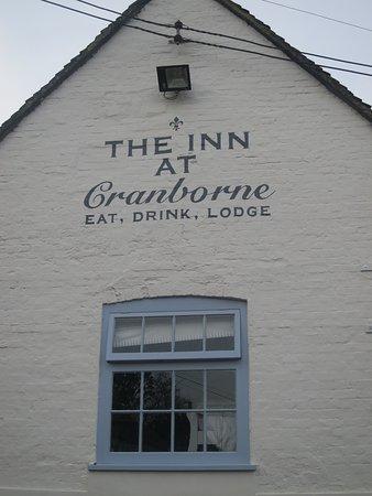 Cranborne, UK: Exterior