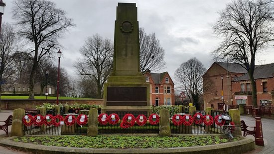 Ilkeston War Memorial