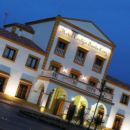 Foto de Hotel Cortijo Santa-Cruz