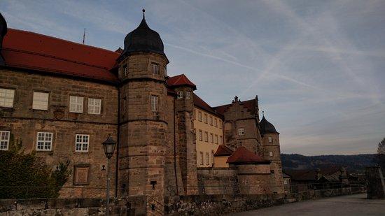 Kronach, Deutschland: Festung Rosenberg