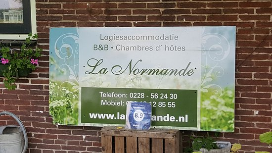 Westwoud, Holandia: Nice Guest comments over their stay by La normande