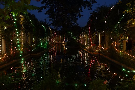 King's Abode : Internal Diwali decoration